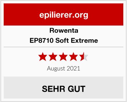 Rowenta EP8710 Soft Extreme Test