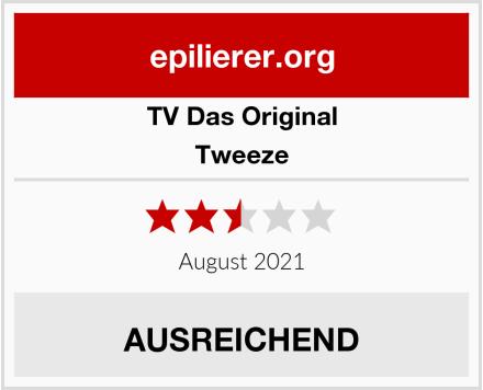 TV Das Original Tweeze Test