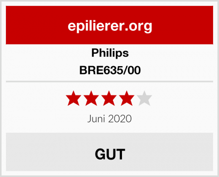 Philips BRE635/00 Test