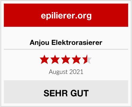 Anjou Elektrorasierer Test