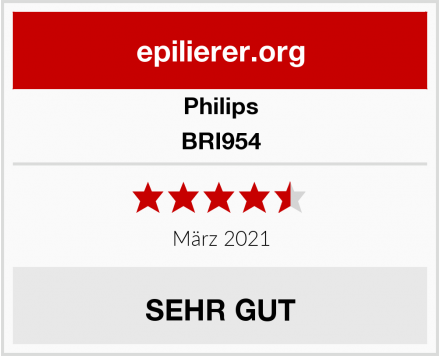 Philips BRI954 Test