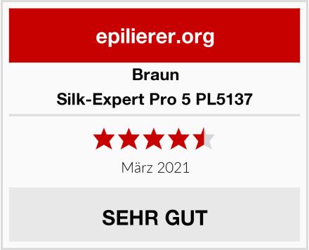 Braun Silk-Expert Pro 5 PL5137 Test