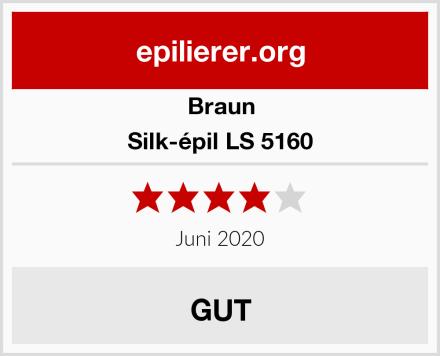 Braun Silk-épil LS 5160 Test