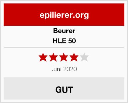Beurer HLE 50 Test