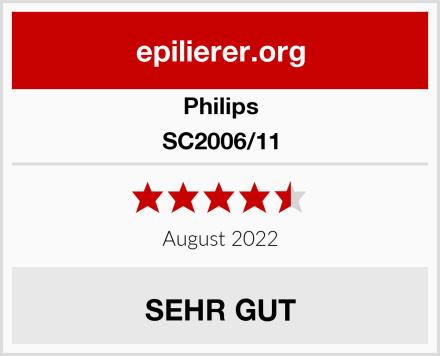 Philips SC2006/11 Test