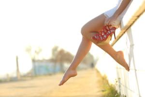 Glatte Beine – Diese Tipps sollten Sie beim Epilieren beachten