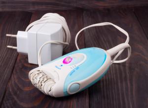 Stromverbrauch von Epilierern